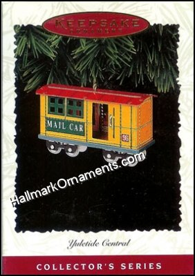 1996 Yuletide Central #3, Train
