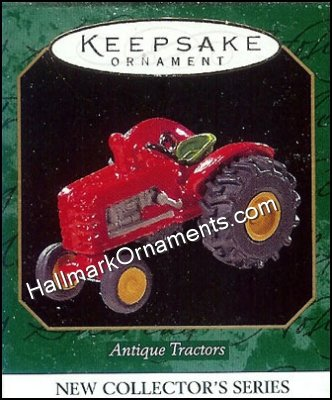 1997 Antique Tractors #1, Minaiture