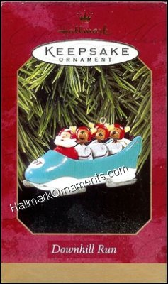 1997 Downhill Run, Bobsled