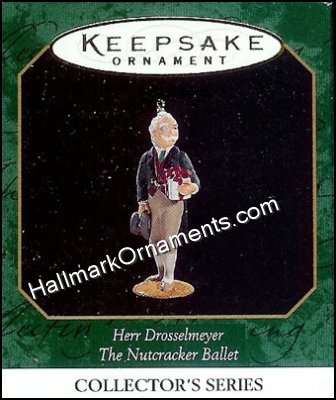 1997 Herr Drosselmeyer, The Nutcracker Ballet #2