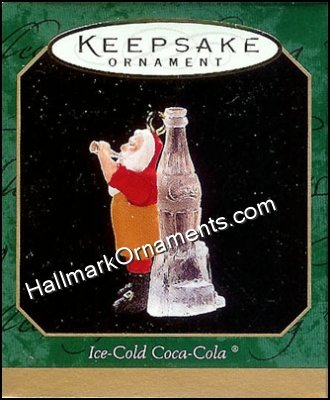 1997 Ice Cold Coca-Cola, Coca-Cola