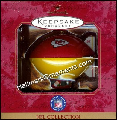 1997 NFL Collection - Kansas City Chiefs, NFL Collection