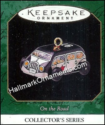 1997 On the Road #5, Miniature