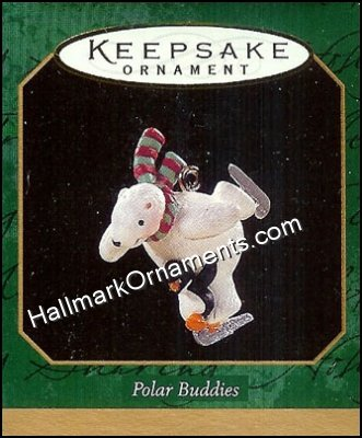 1997 Polar Buddies, Miniature