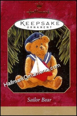 1997 Sailor Bear