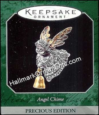 1998 Angel Chime, Precious Editions, Miniature