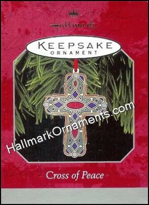 1998 Cross of Peace