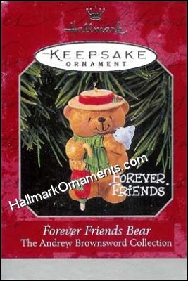1998 Forever Friends Bear