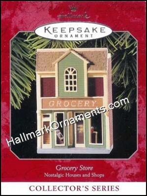1998 Grocery Store, Nostalgic Houses & Shops #15