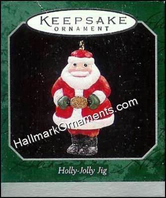 1998 Holly-Jolly Jig, Miniature