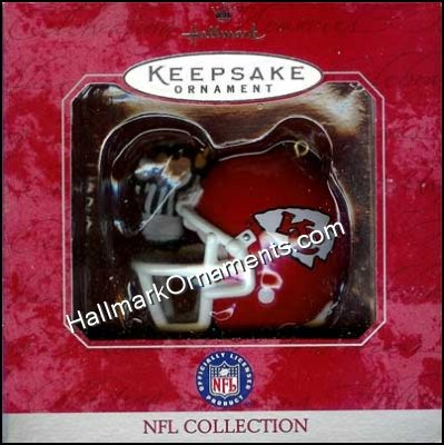 1998 NFL Collection - Kansas City Chiefs
