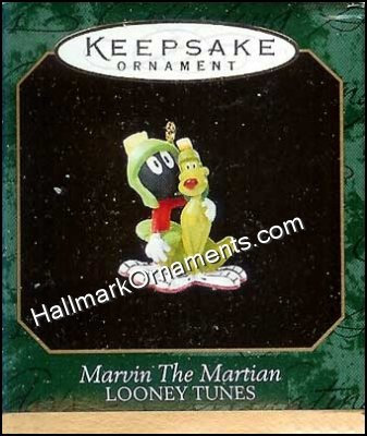 1999 Marvin the Martian, Looney Tunes, Miniature