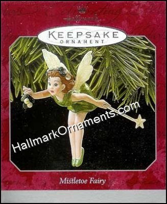1998 Mistletoe Fairy