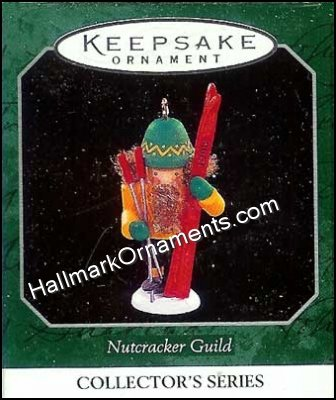 1998 Nutcracker Guild  #5, Miniature