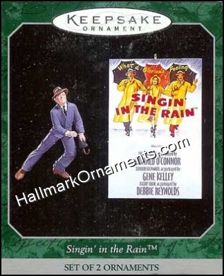 1998 Singin' in the Rain, Miniature