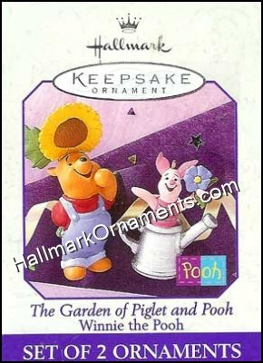 1998 The Garden of Piglet and Pooh