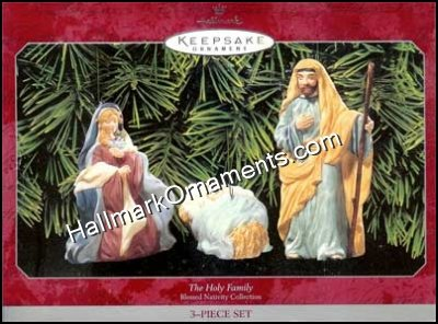 1998 The Holy Family, Blessed Nativity Collection