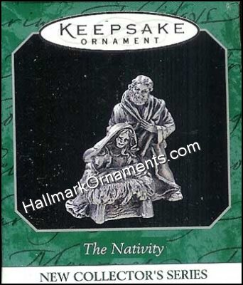 1998 The Nativity #1, Miniature
