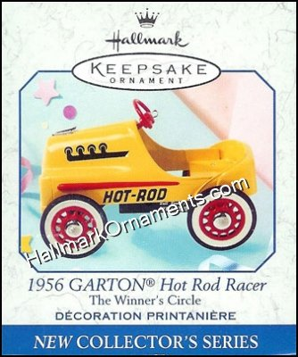 1999 1956 Garton Hot Rod Racer, Winner's Circle #1