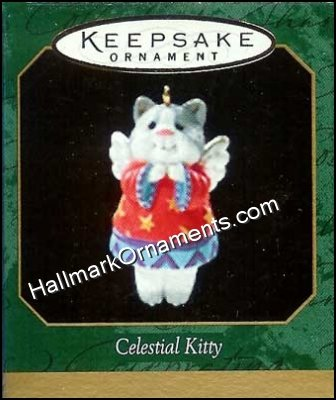 1999 Celestial Kitty, Miniature