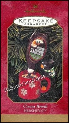 1999 Cocoa Break, Hershey