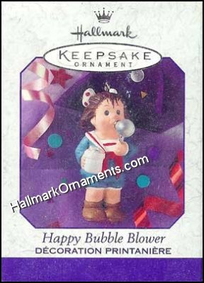 1999 Happy Bubble Blower