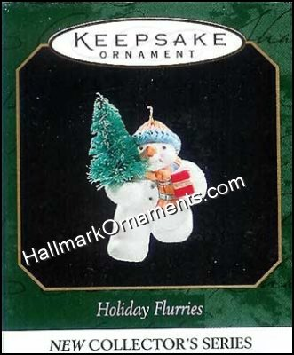 1999 Holiday Flurries #1