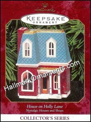 1999 House on Holly Lane, Nostalgic House and Shops #16