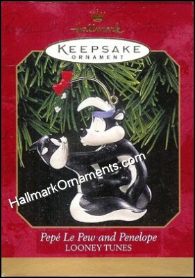 1999 Pepe LePew and Penelope, Looney Tunes