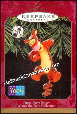 1999 Tigger Plays Soccer, Winnie the Pooh