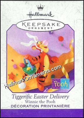 1999 Tiggerific Easter Delivery, Winnie the Pooh