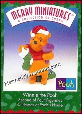 1999 Merry Miniatures - Winnie the Pooh