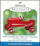 2000 1940 Garton  Red Hot Roadster, Winners Circle #2
