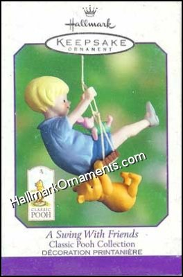 2000 Swing With Friends, Winnie the Pooh