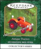 2000 Antique Tractors #4