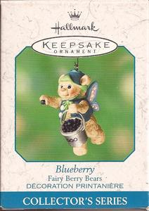 2000 Blueberry, Fairy Berry Bears #2
