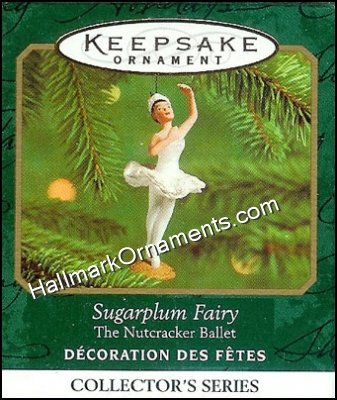 2000 Sugarplum Fairy, The Nutcracker Ballet #5, Miniature