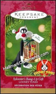 2001 Sylvester's Bang-Up Gift, Looney Tunes