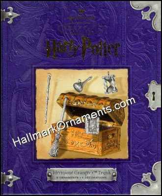 2001 Harry Potter, Hermione Grangers Trunk - RARE