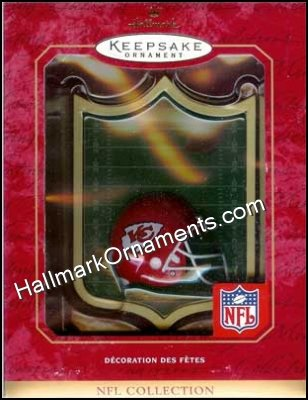 2001 NFL Collection, Kansas City Chiefs