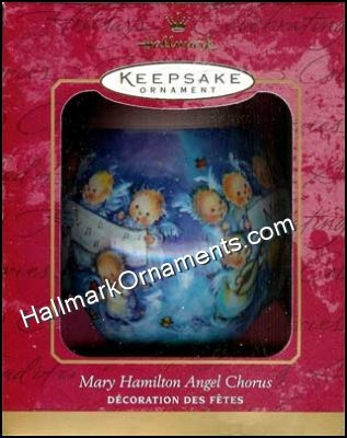 2001 Mary Hamilton Angel Chorus