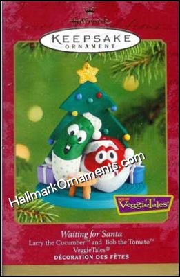 2001 Waiting for Santa, Veggie Tales