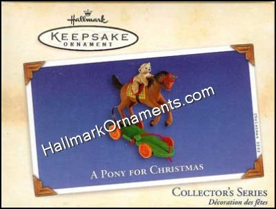 2002 A Pony for Christmas #5