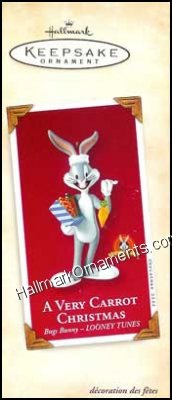 2002 A Very Carrot Christmas, Bugs Bunny, Looney Tunes