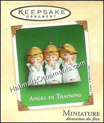 2002 Angel in Training, Miniature