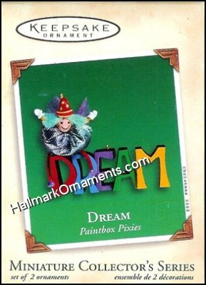 2002 Dream, Paintbox Pixies #1