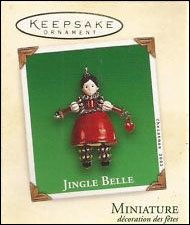 2002 Jingle Belle, Miniature