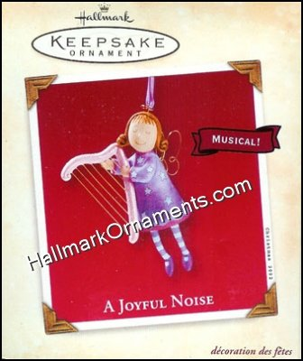 2002 A Joyful Noise, Music