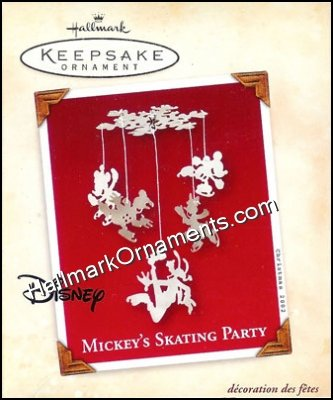 2002 Mickeys Skating Party, Disney