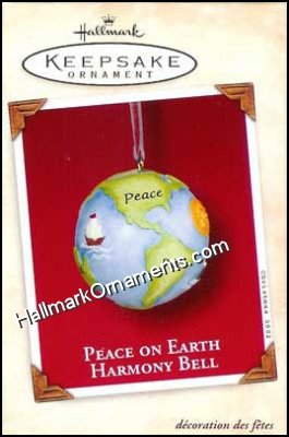 2002 Peace on Earth Harmony Ball